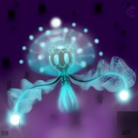 Twili Jellyfish by HeartStringsXIII