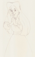 Maid Marian fanart by TheFamousEccles