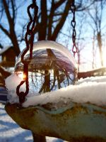 marble image_ frosty morning by dragorien