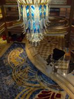 Disney Dream Main Lobby Deck 5 by MasterofWolves99
