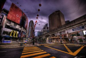 hdr - Bintang Walk 01 by mayonzz