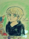 Little Lloyd loves candy by Squira130