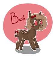Deer Pony Auction! CLOSED by JellyBeanBullet