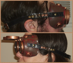 Windthin's Goggles - Final Stage Straps by Windthin