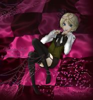:: Alois - The World is Mine: by bibi-chan