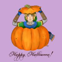 Halloween Link by jessieiii