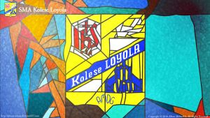 Loyola Wallpaper 7 SET1_2010 by moon-selena