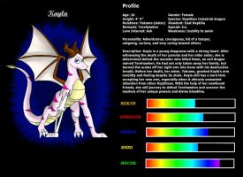 Kayla's Profile .:updated:. by Lithium-dragon482