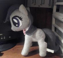 Octavia Plush by IrashiRyuu