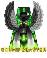 Request - Sound Blaster by NekoMellow