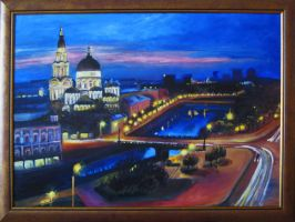 Ode to Kharkiv by Redilion