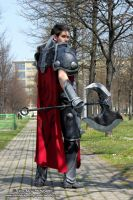 Darius Cosplay by SalomonPhoenix
