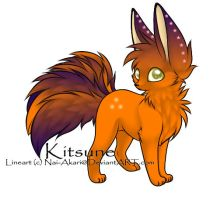 Kitsune Adoptable ~ 11 [CLOSED] by BiahAdopts