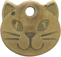 Cat Tag front by caffeine2