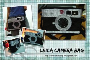 leica camera bag by boredandcrafty