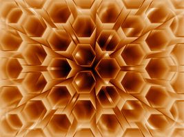 Honeycomb by Blackpenny5