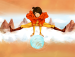 Jinora by PencilPaperPassion