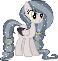 Starshine- pony from CookieJelly by CookieCreepah