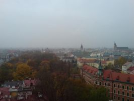 Cracow by FrozenAnnie