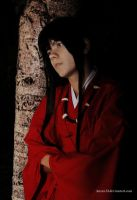 Inuyasha - Waiting for Dawn by Anzai-D