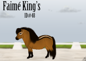 #48 Faime King's Import by emmy1320