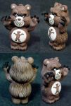 """Killer Care Bears """"Grizzly"""" by Undead-Art"""