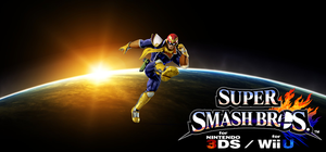 Super Smash Bros. Wii U / 3DS - Captain Falcon by Legend-tony980