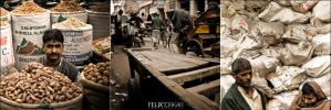 A Merchant's Life In Delhi by FelixTo