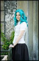 Michiru: Casual Shoot by Lumis-Mirage