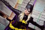 Batgirl: Stephanie Brown VII by Aigue-Marine