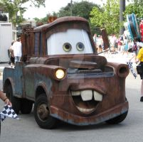 Mater by horsesence248