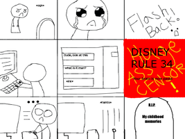 What Rule 34 did by daisy4everninsim