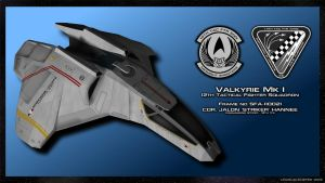 Valkyrie 12th TFS by unusualsuspex