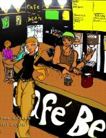 At The Cafe' Bean by TreStyles