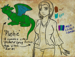 Plushie: Sketch Color ideas by Jessica-Rae-3