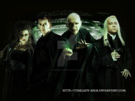 The Death Eaters by Timelady-Ari18