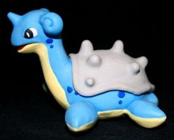 No.131 Lapras by LizArtCrafts