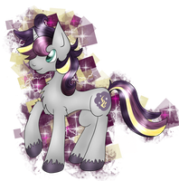 :arttrade: Whimsy Spark by CKittyKat98