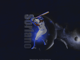 Alfonso Soriano Wallpaper by Kdawg24