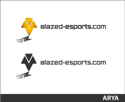 Logo 59 - Blazed-eSports by AryaInk