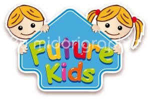 Future Kids Logo by midorigraphic