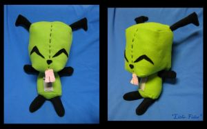 Gir Plushie by Lithe-Fider