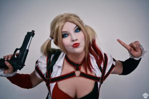 Harley Quinn (Arkham Knight) 28 by ThePuddins