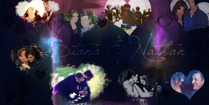 Stana and Nathan by bluetwilightmimi