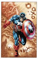 Cap in Color by HillmanArts
