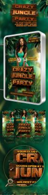 Crazy Jungle Party by arEa50oNe