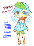 OC: Terry by Jintii