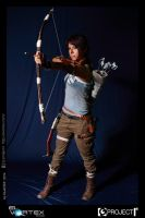 TOMB RAIDER- LARA CROFT 2013 by pammayushi