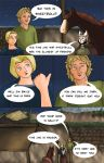 Tamriel Tails- ALWFE- Birth of a Hero #1 Page 15 by KittenXaos