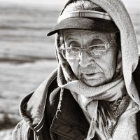 Navajo Woman by SonjaPhotography